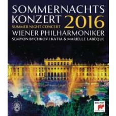 Sommernachtskonzert 2016 / Summer Night Concert 2016 [Blu-ray]