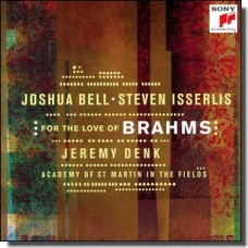 For the Love of Brahms [CD]