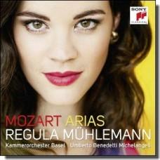 Mozart Arias [CD]