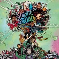 Suicide Squad (Score) [CD]