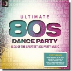 Ultimate 80s Dance Party [4CD]