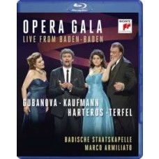 Live From Baden-Baden [Blu-ray]