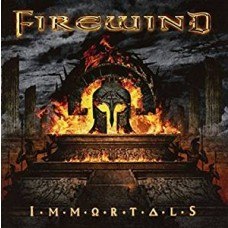 Immortals [CD]