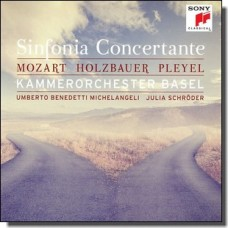 Sinfonia Concertante [CD]