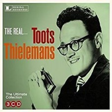 The Real... Toots Thielemans [3CD]