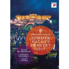 Sommernachtskonzert Schönbrunn 2017 / Summer Night Concert Schönbrunn 2017 [DVD]