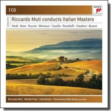 Riccardo Muti conducts Italian Masters [7CD]