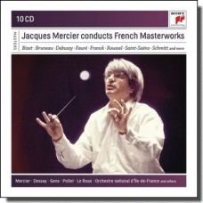 Jacques Mercier Conducts French Masterworks [10CD]