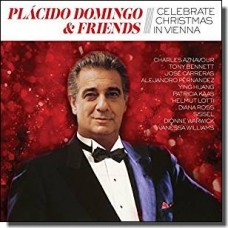 Placido Domingo & Friends Celebrate Christmas In Vienna [CD]