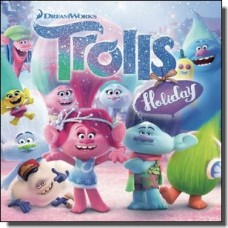 Trolls Holiday [CD]