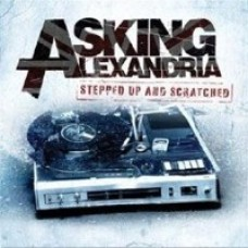 Stepped Up And Scratched [CD]