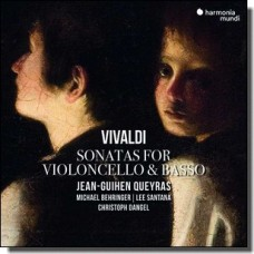 Sonatas For Cello & Basso Continuo [CD]