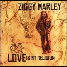 Love Is My Religion [CD]