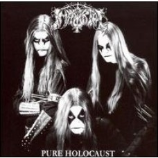 Pure Holocaust [CD]