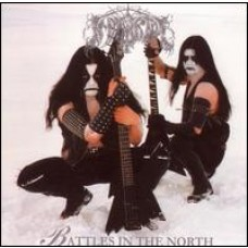 Battles in the North [CD]