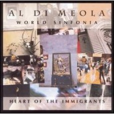 Heart of the Immigrants [CD]