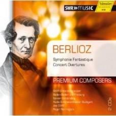 Symphonie Fantastique / Concert Overtures [CD]