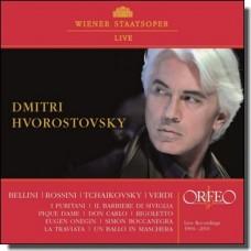 Wiener Staatsoper Live, 1994-2016 [CD]