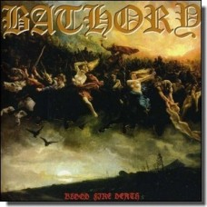 Blood Fire Death [CD]