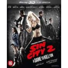 Sin City 2: A Dame to Kill For [2D+3D Blu-ray]