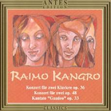 Konzert für zwei Klaviere op. 36 [CD]