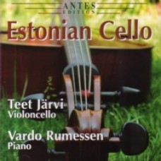 Estonian Cello [CD]