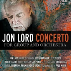 Concerto For Group and Orchestra [CD]