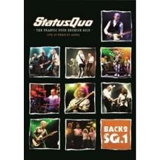 Back2 SQ.: The Frantic Tour Reunion 2013 - Live At Wembley [DVD+CD]