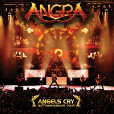 Angels Cry (20th Anniversary Live) [CD]