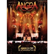 Angels Cry (20th Anniversary Live) [DVD]