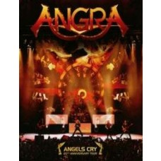 Angels Cry (20th Anniversary Live) [Blu-ray]