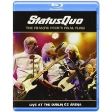 The Frantic Four's Final Fling: Live In Dublin 2014 [Blu-ray+CD]