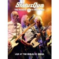 The Frantic Four's Final Fling: Live In Dublin 2014 [DVD+CD]