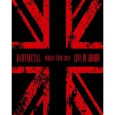 Live In London: Babymetal World Tour 2014 [2Blu-ray]