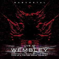 Live At Wembley [CD]