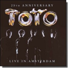 25th Anniversary: Live in Amsterdam [CD]