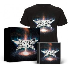 Metal Galaxy [Limited Edition] [CD+T-Shirt]