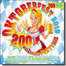 Oktoberfest 2019: 200 Wiesnhits im Partymix [3CD]