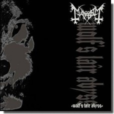 Wolf's Lair Abyss EP [CD]