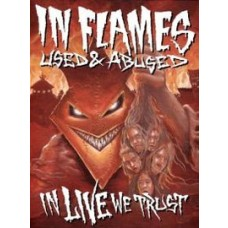 Used and Abused - In Live We Trust [2DVD]