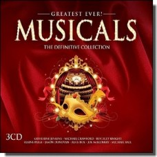 Greatest Ever Musicals [3CD]