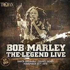 The Legend Live - Santa Barbara County Bowl: November 25th 1979 [CD+DVD]