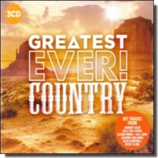 Greatest Ever - Country [3CD]