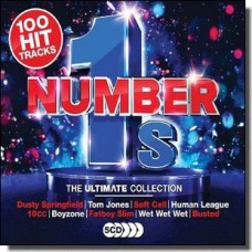 Ultimate Number Ones [5CD]