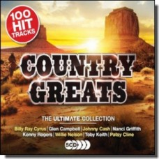 100 Hits - Ultimate Country Greats [5CD]