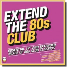 Extend the 80s - Club [3CD]