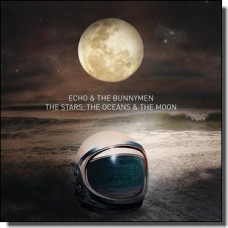 The Stars, The Oceans & The Moon [CD]