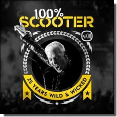 100% Scooter - 25 Years Wild & Wicked [3CD]