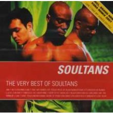 The Very Best of Soultans [CD]
