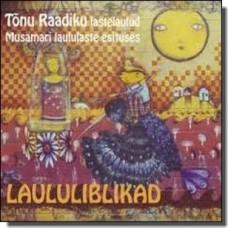 Laululiblikad [CD]